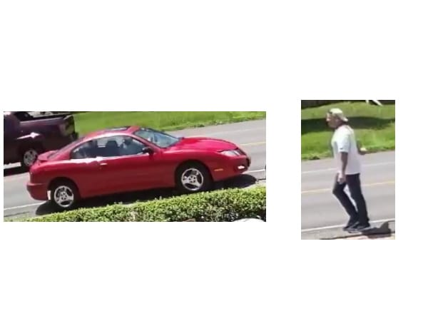 Rosedale Burglary Suspect 20210708