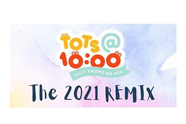 The Avenue White Marsh Tots at 10 2021 Remix