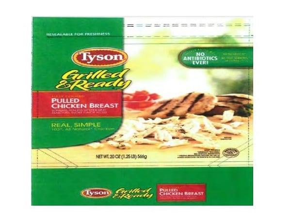 Tyson Chicken Recall 20210706