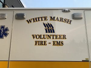 WMVFC Ambulance Medic Unit 1 600w