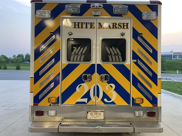 WMVFC Ambulance Medic Unit 2 600w