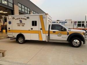 WMVFC Ambulance Medic Unit 600w
