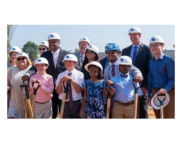 BCPS Northeast Elementary School Groundbreaking 20210811