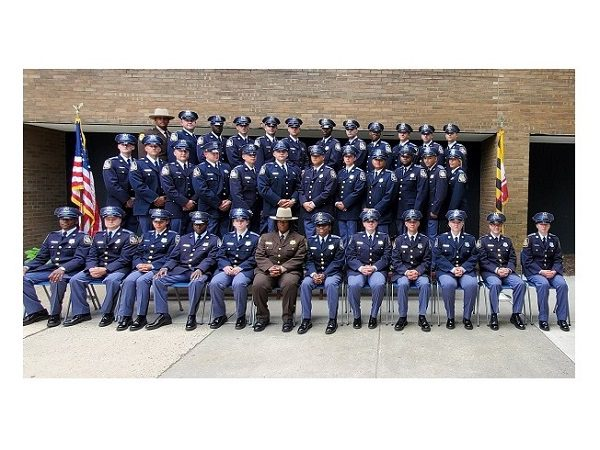 Baltimore County Police Department 158th Recruit Class Graduation 20210902