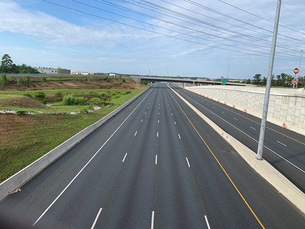 Interstate I-95 Highway