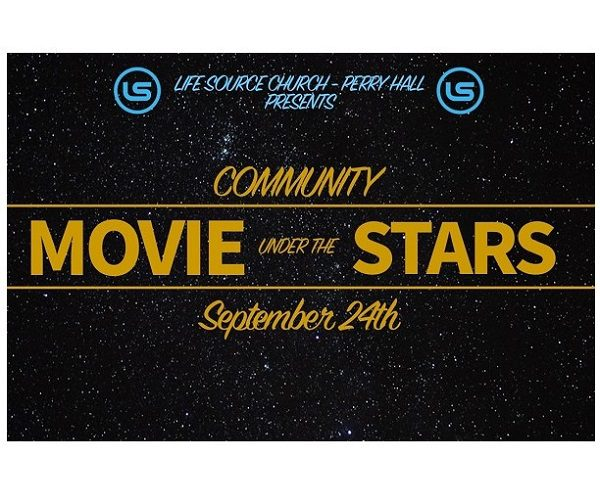 Life Source Church Perry Hall Movies Under the Stars 20210924