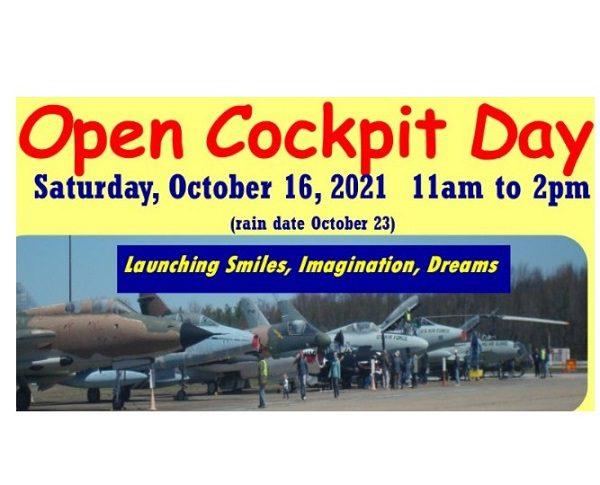 Glenn L Martin Aviation Museum Cockpit Day 20211016